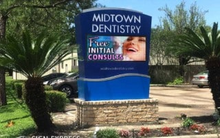 Midtown-Dentistry-Houston-TX-Medical-LED-Sign